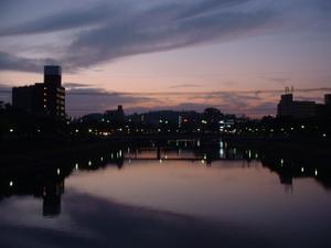 夕焼け(ゆうやけ)・夕暮れ・夕陽・夕日