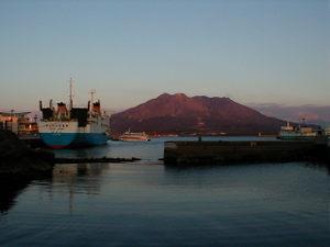 港・漁港・フェリーターミナル・桟橋・フェリー・船・漁船