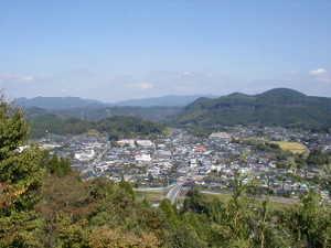 展望台・展望所からの眺め、高台からの眺望