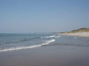 海・砂浜・浜辺・海岸・島